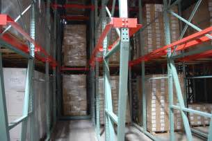 racking pallet drive rack system systems material handling