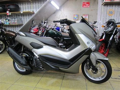 Nmax 2018 Silver by Yamaha Nmax 2016 Silver 4 130 Km Details