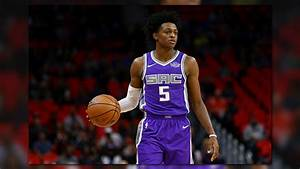 Kings Lose De39Aaron Fox For At Least Two Weeks