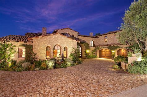 luxury homes interior design luxury tuscan style house interior exterior pictures