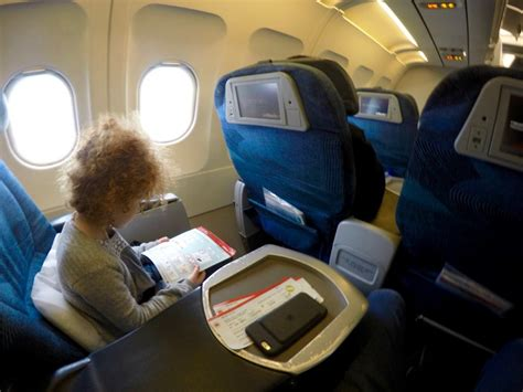 Air Canada Business Class Vancouver to New York AC548 and Vancouver Business Class Maple Leaf