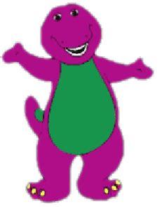 barney el dinosaurio