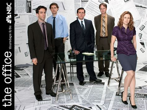 Office Tv Show by The Office Us Wallpaper And Background Image 1600x1200