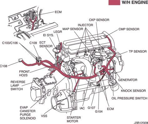 electrical wiring diagram 2006 nubira lacetti 3 ecm
