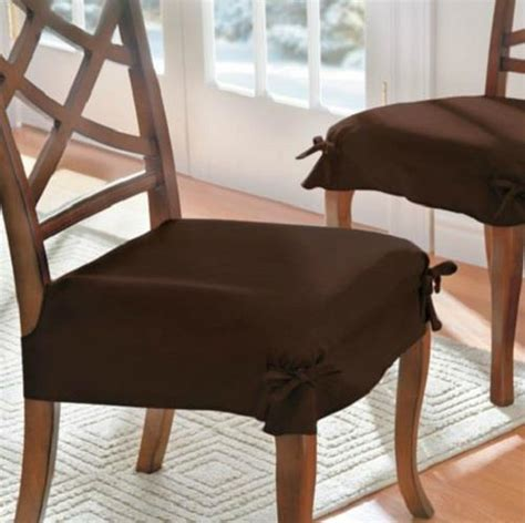 dinner table chair covers set of 2 adjustable microsuede dining chair covers seat