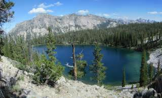 Idaho Sawtooth National Forest