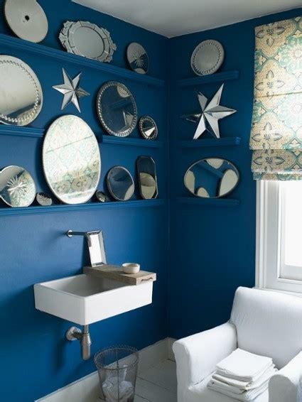 hermosos banos azules decoracion de interiores