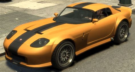Gta Iv Cool Car Of The Week