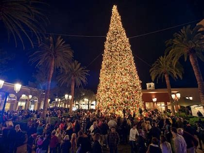 a guide to socal s tree lighting ceremonies 171 cbs los angeles