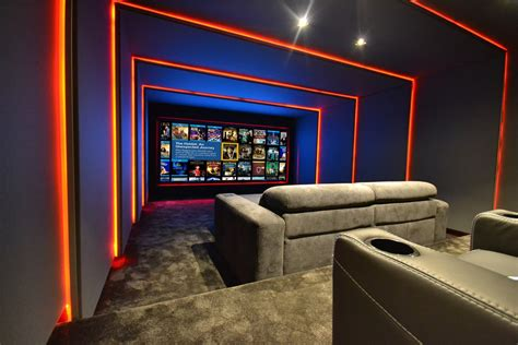 home interior design living room photos finite solutions launch redesigned home cinema showroom in