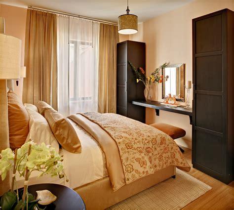 elegance color  modern small bedroom  latest