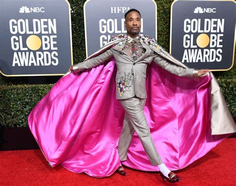 Photos What The Stars Wore Golden Globe