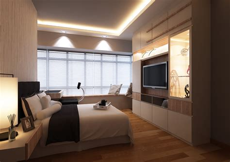 Small Master Bedroom Design Singapore by Small Master Bedroom Interior Design
