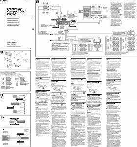 Sony Cdx Ca710x Wiring Diagram