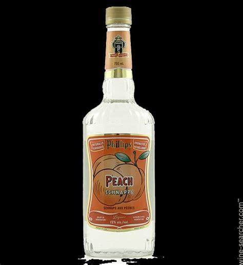 phillips peach schnapps liqueur usa prices