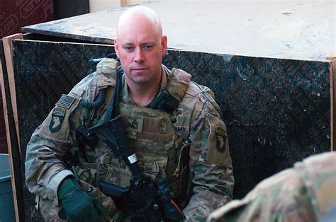 101st Airborne Division Soldier Reflects On Call To Duty While On 9th Deployment During Global