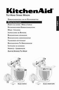 Kitchenaid 5k45ss Mixer Download Manual For Free Now