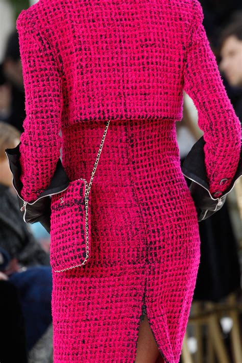 chanel fallwinter  runway bag collection spotted