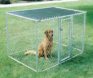 Midwest k9 kennel chain link dog kennels chain link for Puppy dog kennels