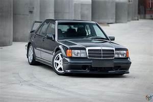 Mercedes 190 E : mercedes benz 190 e 2 5 16 evolution ii archives brussels oldtimers ~ Medecine-chirurgie-esthetiques.com Avis de Voitures