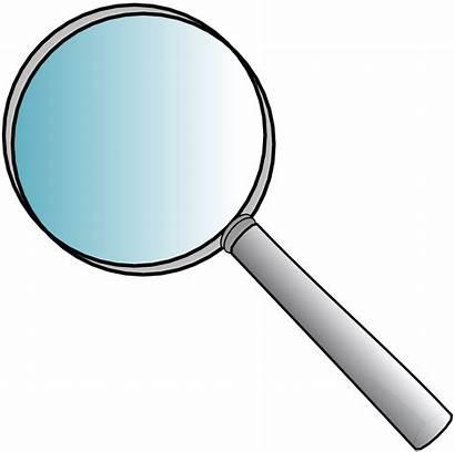 Magnifying Glass Clip Onlinelabels