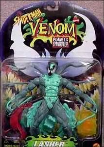 Venom: Planet of the Symbiotes Lasher (Green), Jan 1997 ...