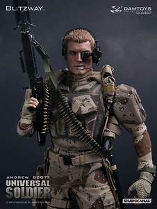 Damtoys 1/6 Scale Universal Soldier Figures - The Toyark ...