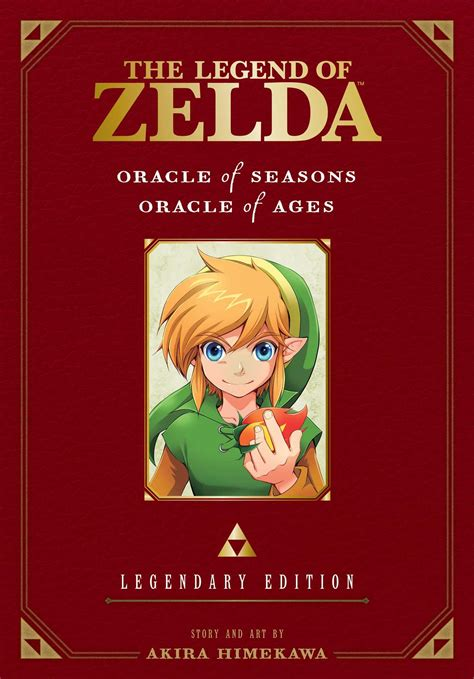 The Legend Of Zelda Oracle Of Seasons Oracle Of Ages