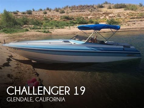 Glendale Boats by Challenger 19 For Sale In Glendale Ca For 21 500 Pop