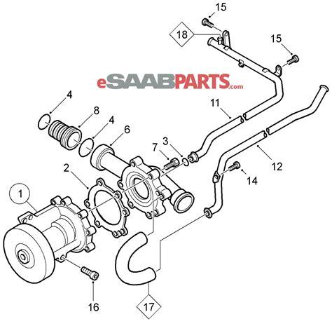 Saab Engine Diagram Wiring