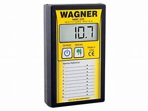 MMC220 Extended Range Pinless Moisture Meter