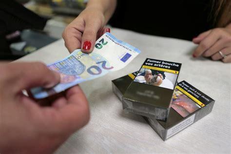 bureau de tabac prix le gouvernement rel 232 ve les taxes sur les cigarettes les moins ch 232 res