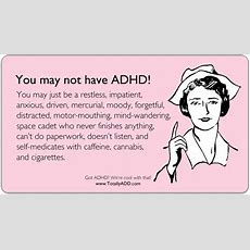 Attention Deficit Quotes Image Quotes At Hippoquotescom