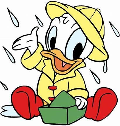 Disney Clip Babies Donald Rain 1st Galore