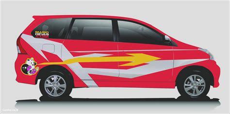 Avanza Modifikasi by Ide 60 Modifikasi Mobil Avanza Warna Silver