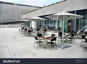 Modern Architecture Fashionable Outdoor Cafe Restaurant ...