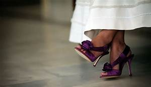 wedding purple and gold images With purple dress shoes for weddings