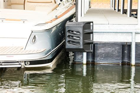 How To Make Boat Dock Bumpers by Boat Dock Protection Boat Lift