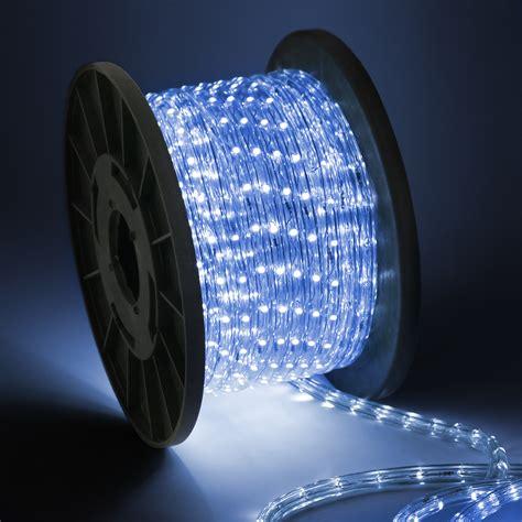 led rope lights outdoor 50 100 150 300ft led rope light 110v home