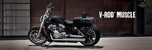 2017 V-Rod Muscle Inspiration Gallery Harley-Davidson USA