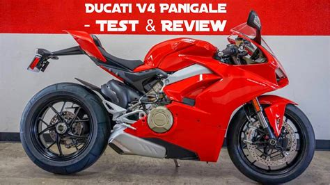 Review Ducati by Ducati V4 Panigale Review And Test Ride