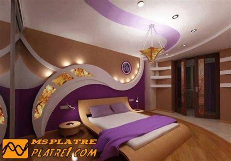chambres des metiers décoration chambre platre