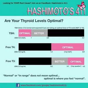 Optimal Thyroid Levels Thyroid Levels Optimal Thyroid