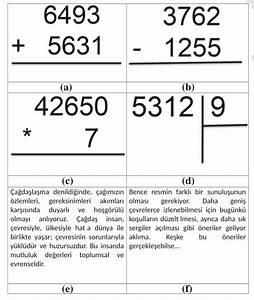 Six Presentation Samples  A Addition  B Subtraction  C