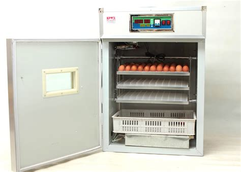 264 egg cheap multi-functional incubator with fully ...