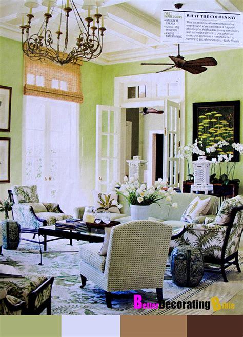 decorating green  envy