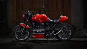 Bmw K 100 Cafe Racer : bmw k100 custom by z17 customs bikebound ~ Jslefanu.com Haus und Dekorationen