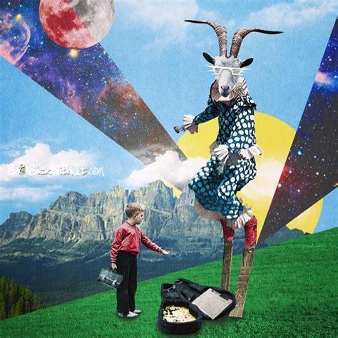 smart surrealist collages  luke robson
