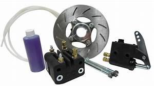 1 U0026quot  Or 1 1  4 U0026quot  Cast Aluminum Hydraulic Brake Kit
