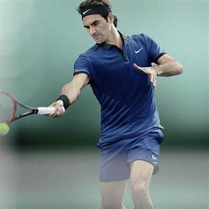 Nike Mens Advantage Premier RF Polo - Deep Royal Blue - Tennisnuts.com